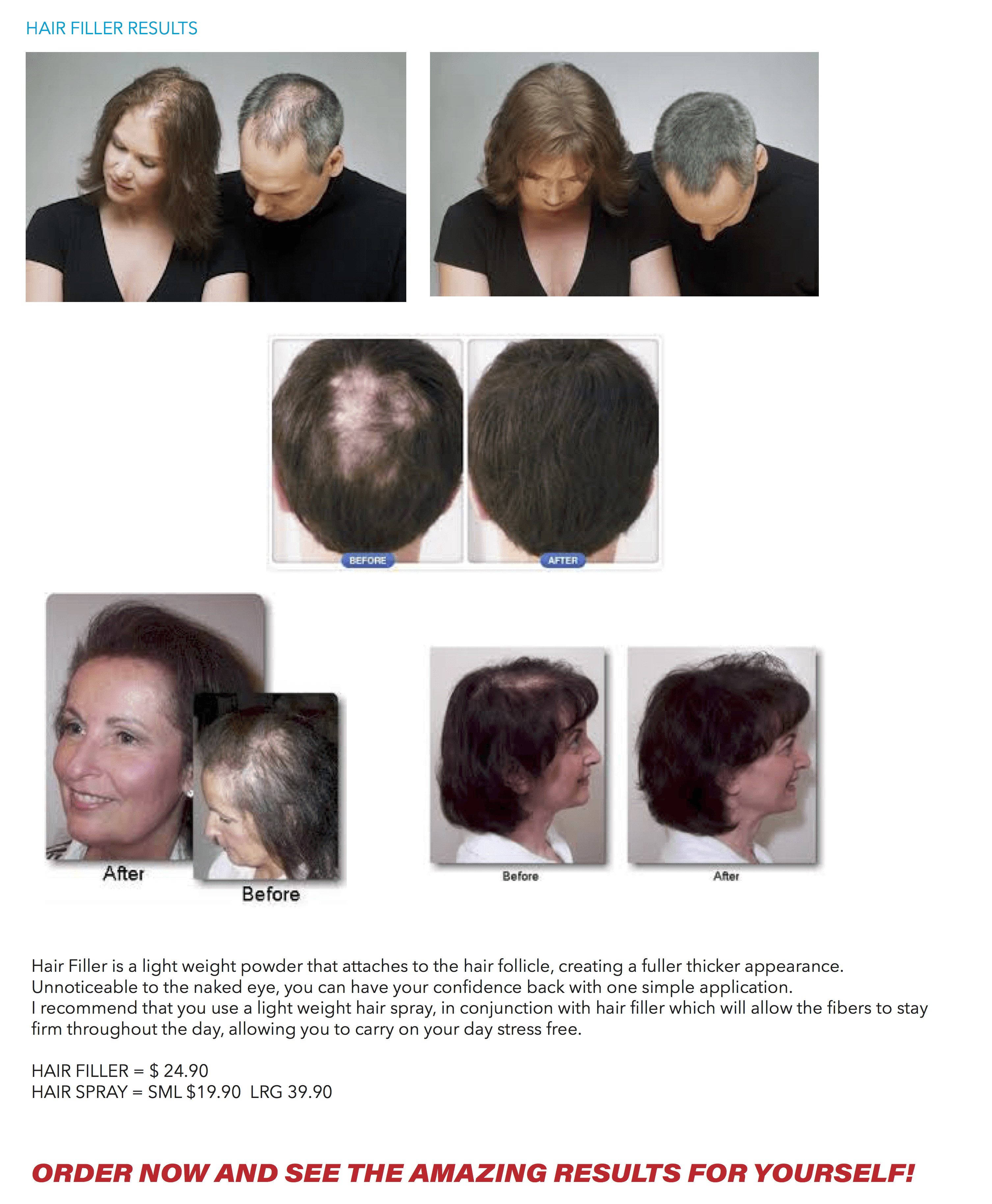 Hair so real arkon health australia arcon tisane hair loss to your existing hair matching your hair completely from colour to style to form a complete layer of hair and conceal any balding area solutioingenieria Choice Image